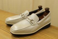 お洒落を我慢しない(装具を着けて履く靴)