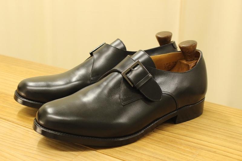 男性の外反母趾に(紳士靴)