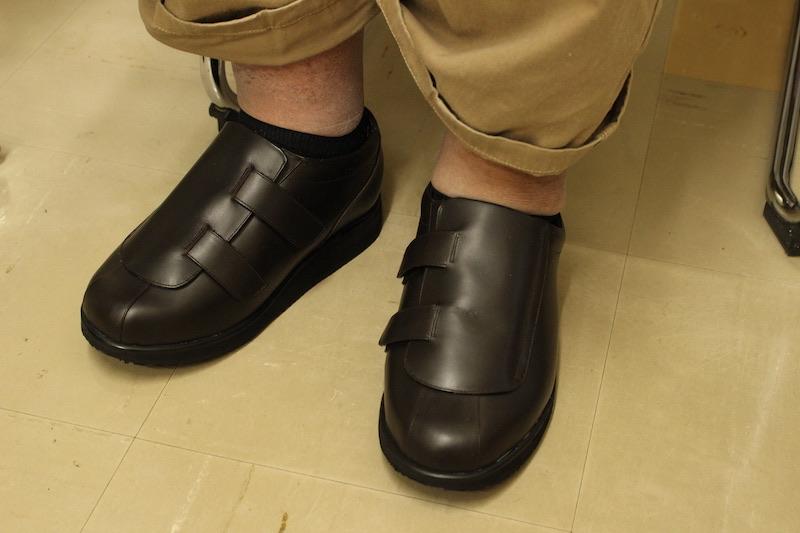市販靴で対応が難しい方に
