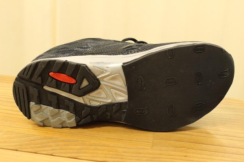 既製靴の加工/足が不安定な方に