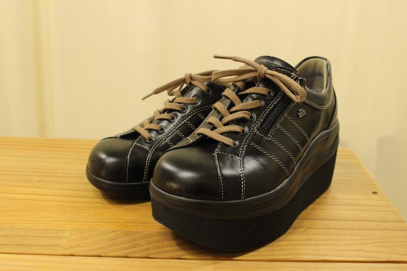 既製靴の加工/脚長差がある方に