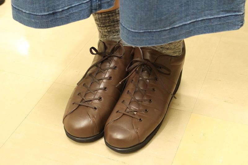 既成靴が合わない方に
