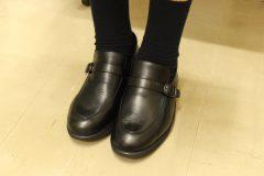 足が不安定な方に/通学用の靴